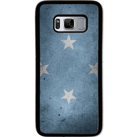 Fits Samsung Galaxy S8 -  Micronesia Flag Case Phone Cover Y00266