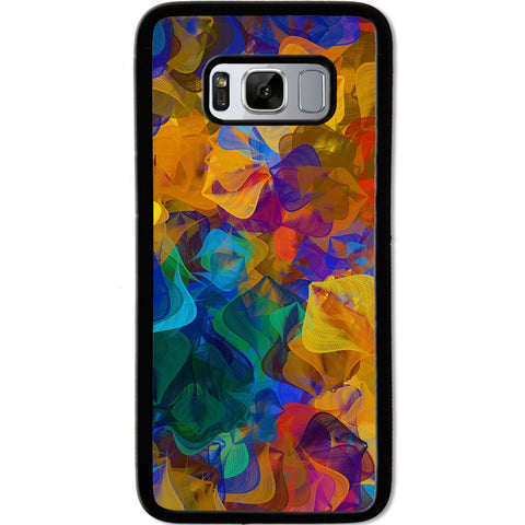 Fits Samsung Galaxy S8 - Abstract Art Case Phone Cover Y00285
