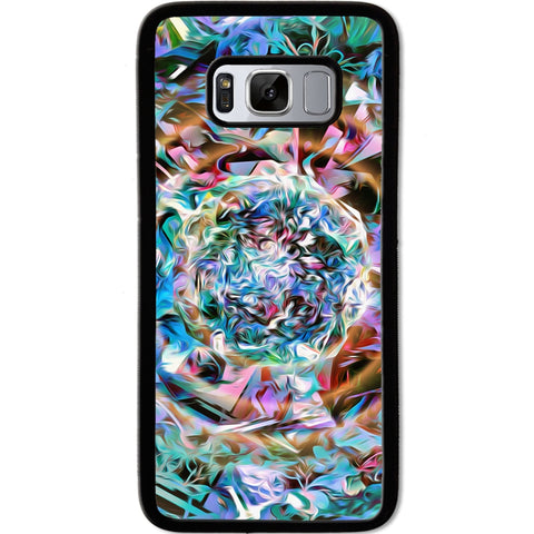 Fits Samsung Galaxy S8 - Abstract Pastel Case Phone Cover Y00304