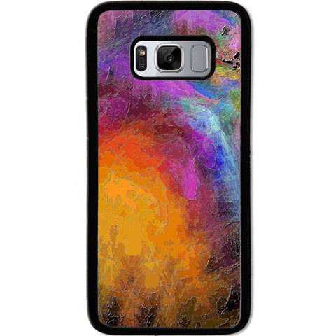 Fits Samsung Galaxy S8 - Abstract Painting Case Phone Cover Y00317