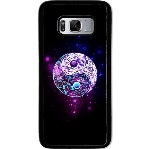 Fits Samsung Galaxy S8 - Yin Yang Gorgeous Case Phone Cover Y01093