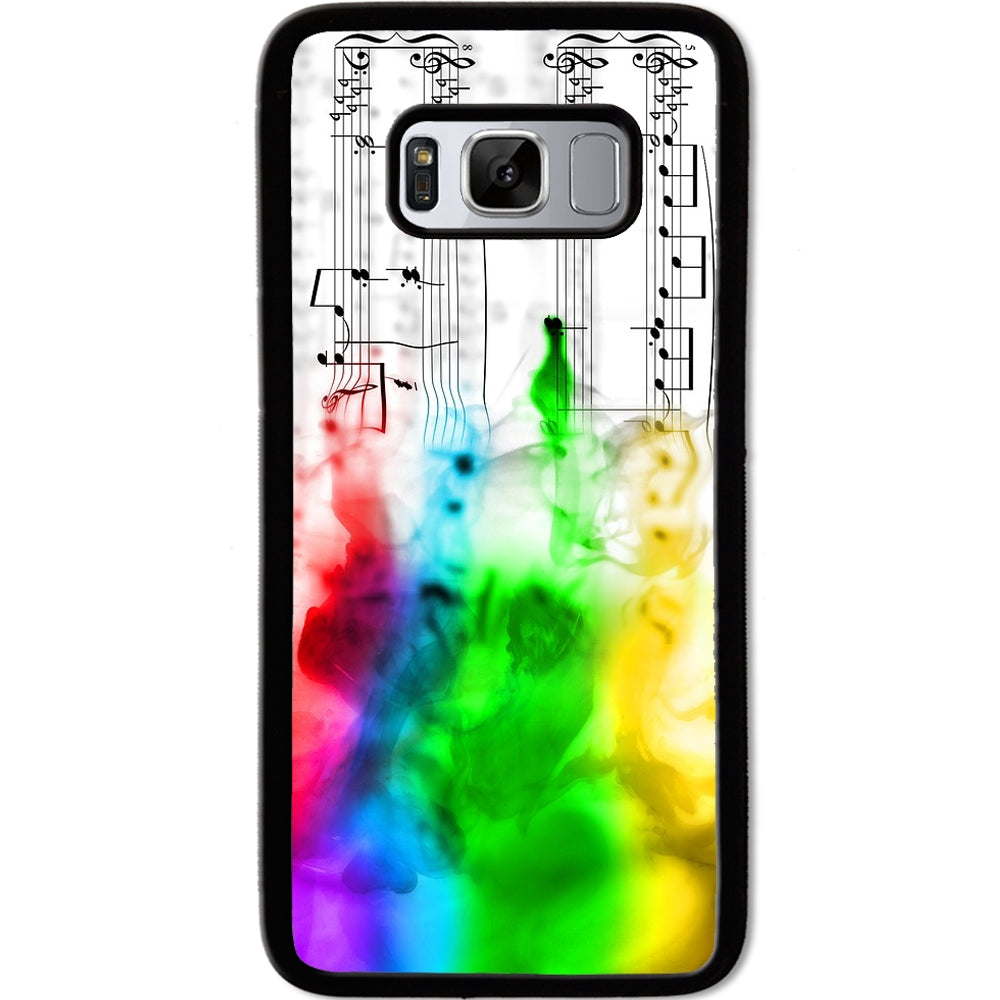 Fits Samsung Galaxy S8 - Music Sheet Pretty Case Phone Cover Y01241
