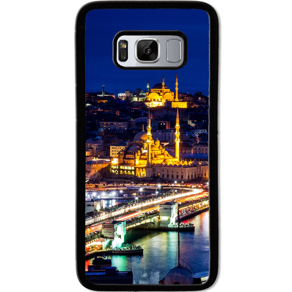 Fits Samsung Galaxy S8 - Istanbul Case Phone Cover Y01309