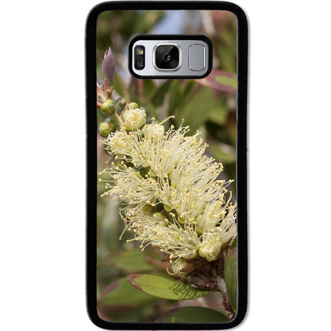 Fits Samsung Galaxy S8 - Yellow Bottle Brush Case Phone Cover Y01468