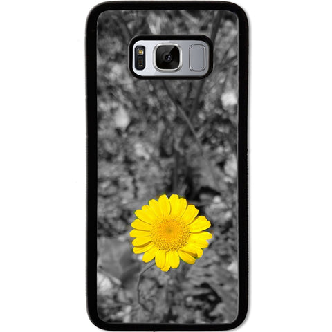 Fits Samsung Galaxy S8 - Yellow Daisy Case Phone Cover Y01469
