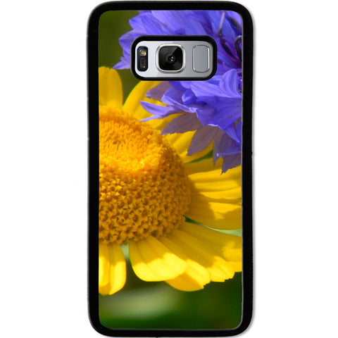 Fits Samsung Galaxy S8 - Yellow Sunflower Case Phone Cover Y01474