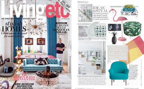 Living Etc - UK Sept. 2015