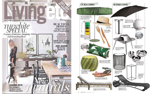 Living Etc - UK June 2014