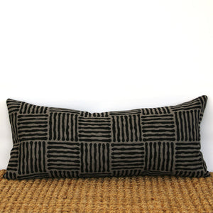 Mombasa Lumbar OUTDOOR Cushion Collection - Multiple Colours