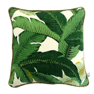 GREEN PALM - SQUARE 45cm