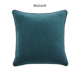 Zoe VELVET Cushion Collection - many colours