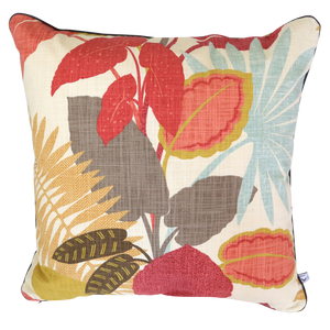 Euro INDOOR Cushion cover - Chestnut Garden