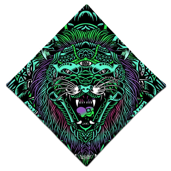 ACID TIGER BANDANA