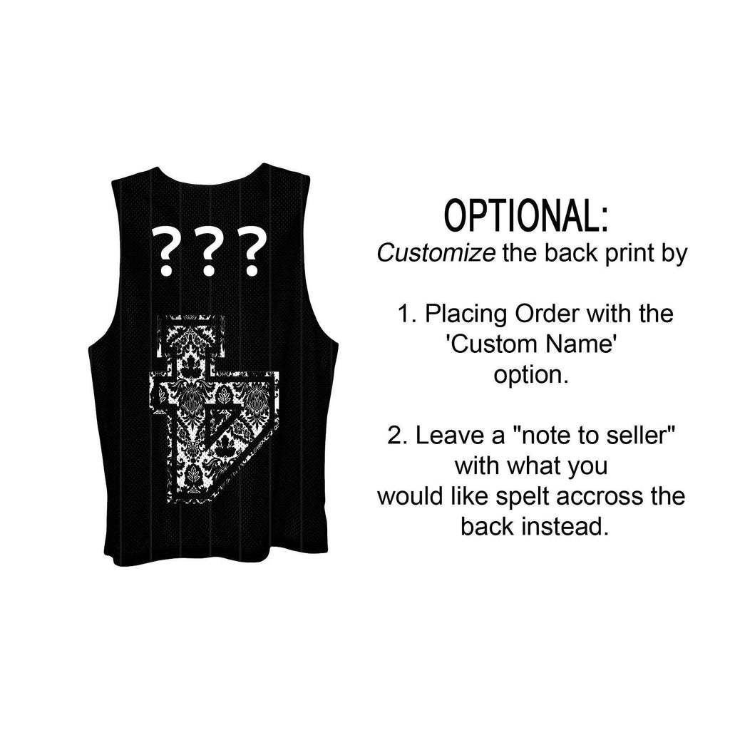 MAIDEN CUSTOM JERSEY-Set 4 Lyfe Apparel
