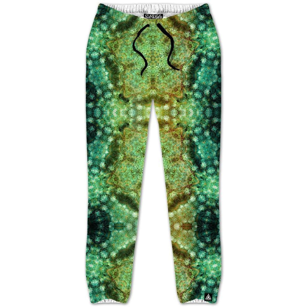 Set 4 Lyfe / DAQUALIA - FIR VORTEX JOGGERS - Clothing Brand - Joggers - SET4LYFE Apparel