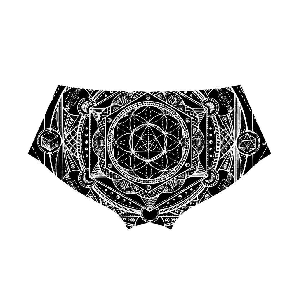 ESOTERIC BOOTY SHORTS