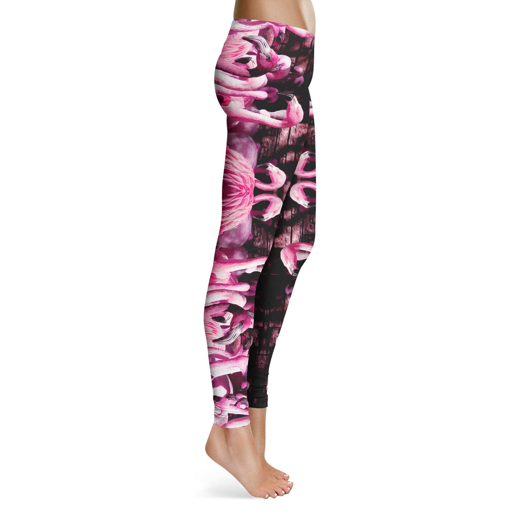 FLAMINGO LEGGINGS (Clearance)