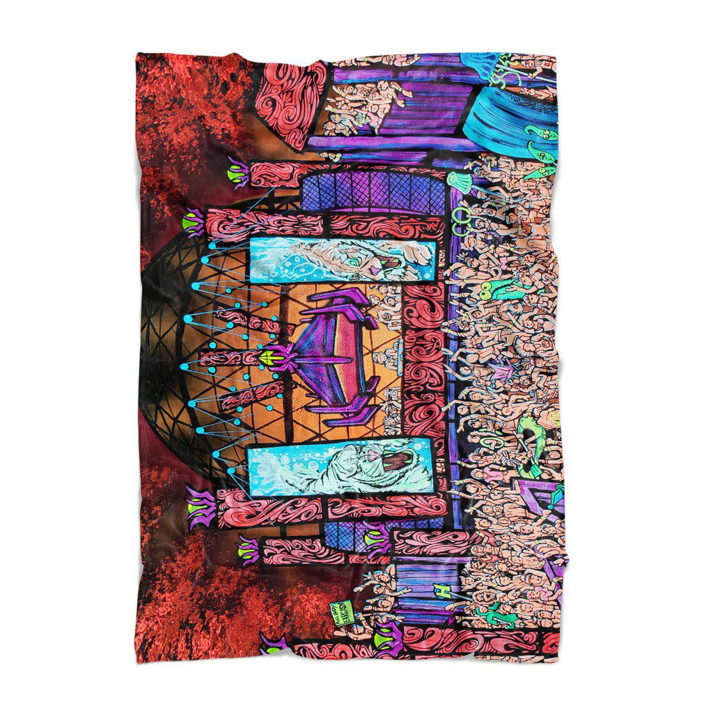 Set 4 Lyfe / Ryan Weisser - LITTLE VILLAGE BLANKET - Clothing Brand - Blanket - SET4LYFE Apparel