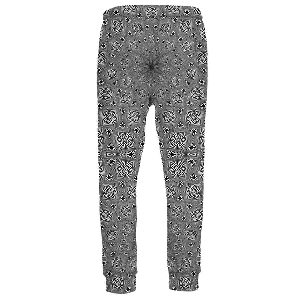 OPTICAL STAR VORTEX JOGGERS