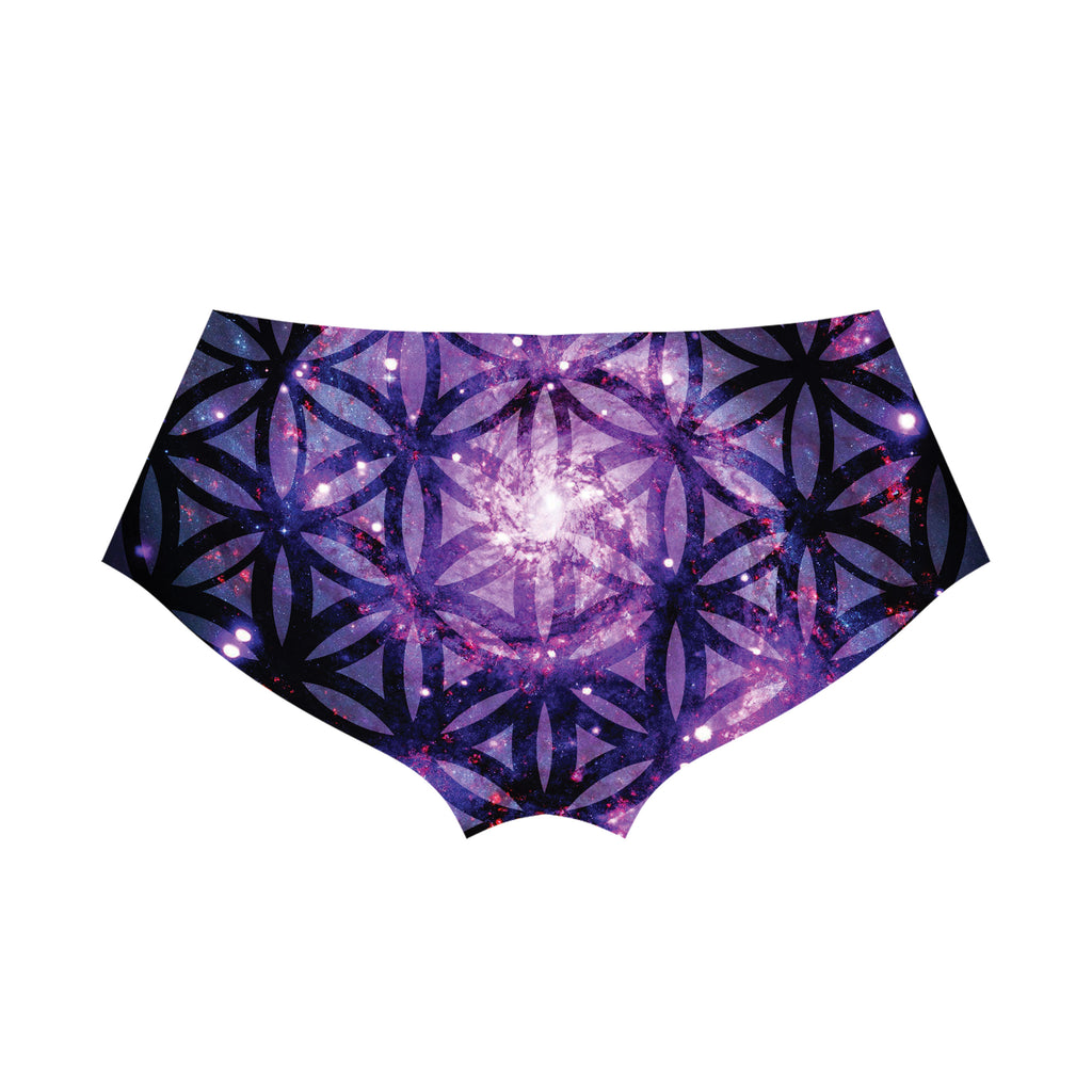 SACRED SPACE BOOTY SHORTS
