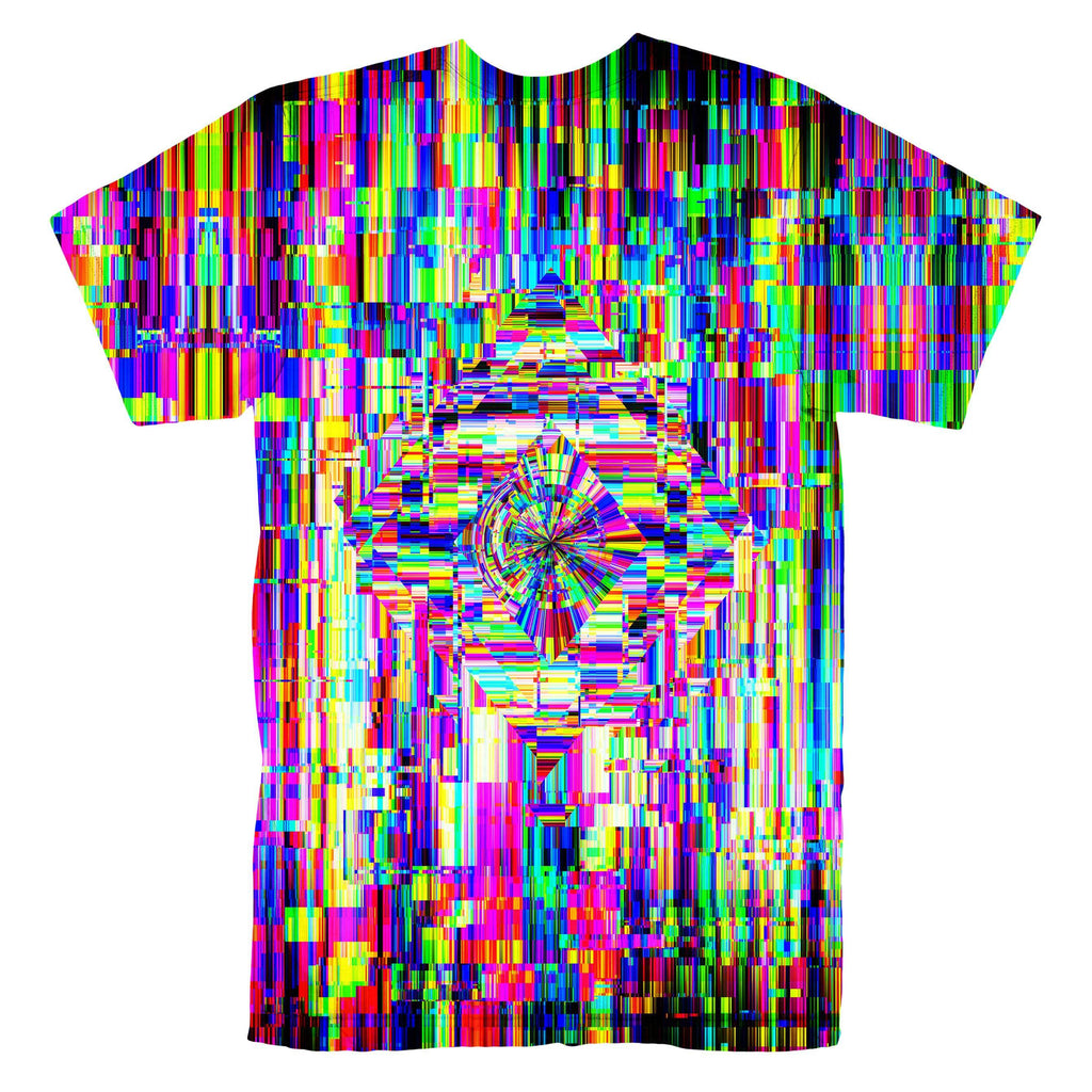 ABSTRACT GLITCH T