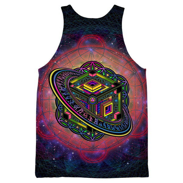 ALTERED PERSPECTIVE TANKTOP
