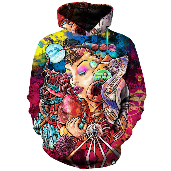 CRYSTAL THOUGHTS HOODIE
