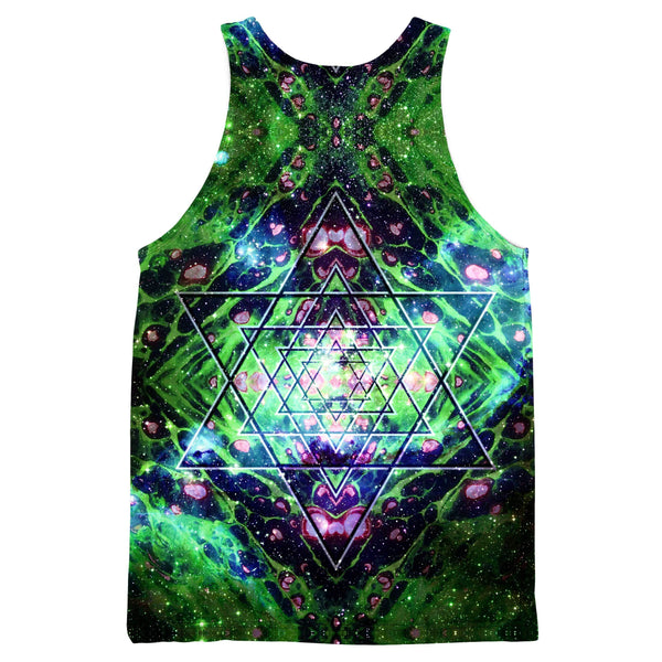 ENLIGHTENED EARTH TANKTOP
