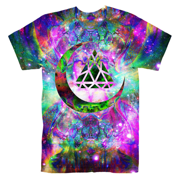PSYCHEDELIC MOON T