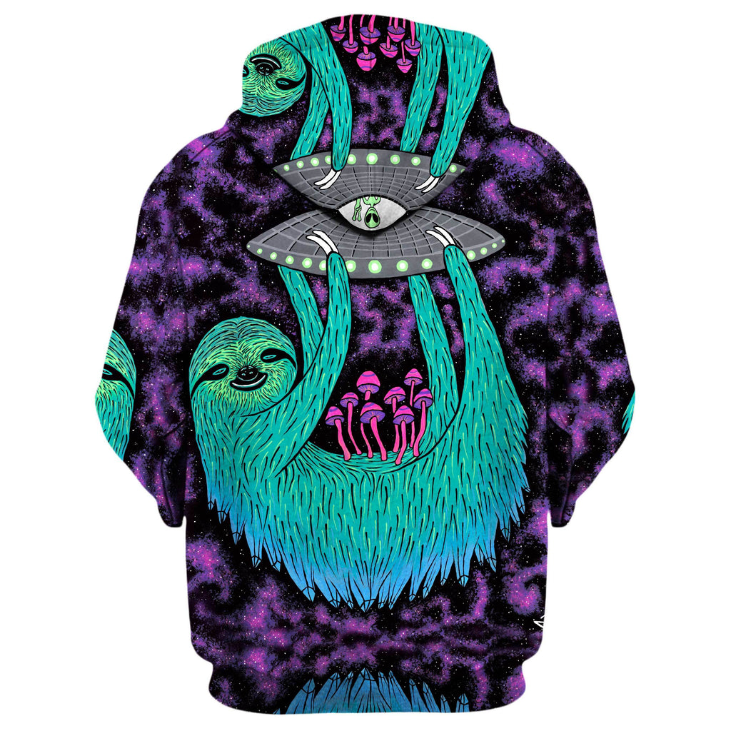 SLOTH ABDUCTION HOODIE