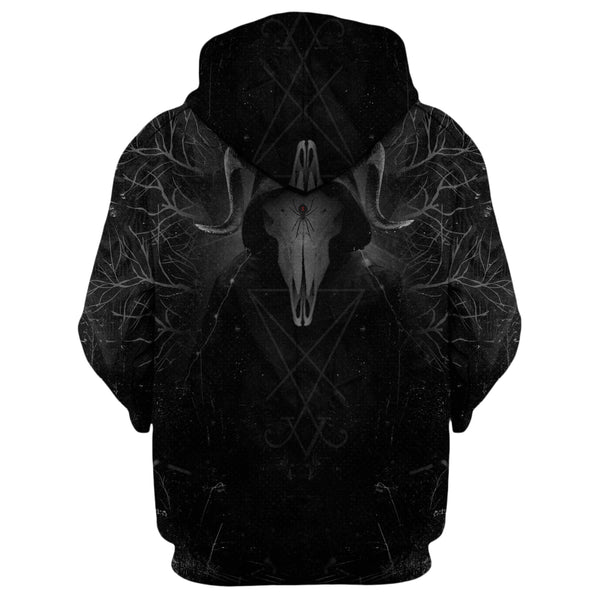 THE LABYRINTH WIDOW HOODIE