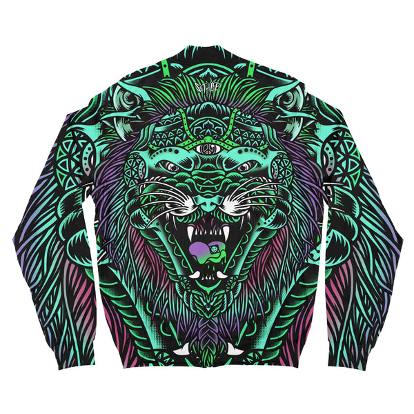 ACID TIGER BOMBER JACKET
