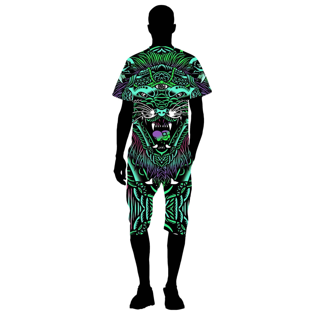 ACID TIGER ROMPER
