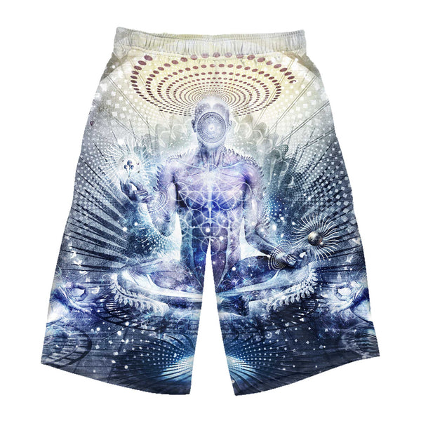 AWAKE COULD BE SO BEAUTIFUL LONG SHORTS