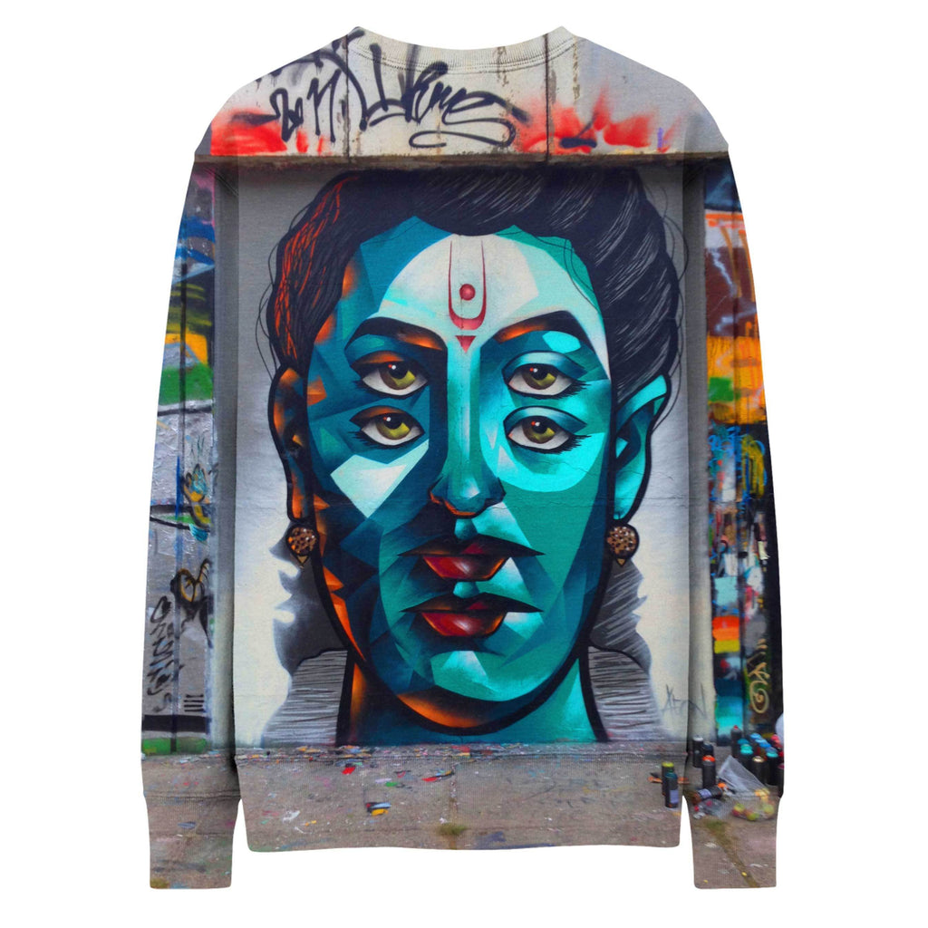 BACK ALLEY SWEATSHIRT