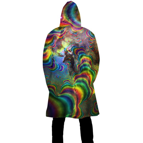 BAD CANDY ZIP UP CLOAK