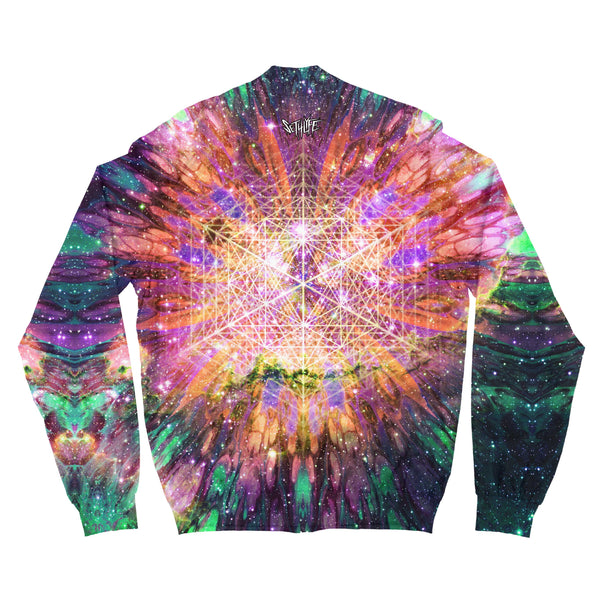 CALIFORNIA SUNSHINE PORTAL BOMBER JACKET