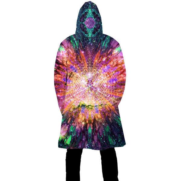 CALIFORNIA SUNSHINE PORTAL ZIP UP CLOAK