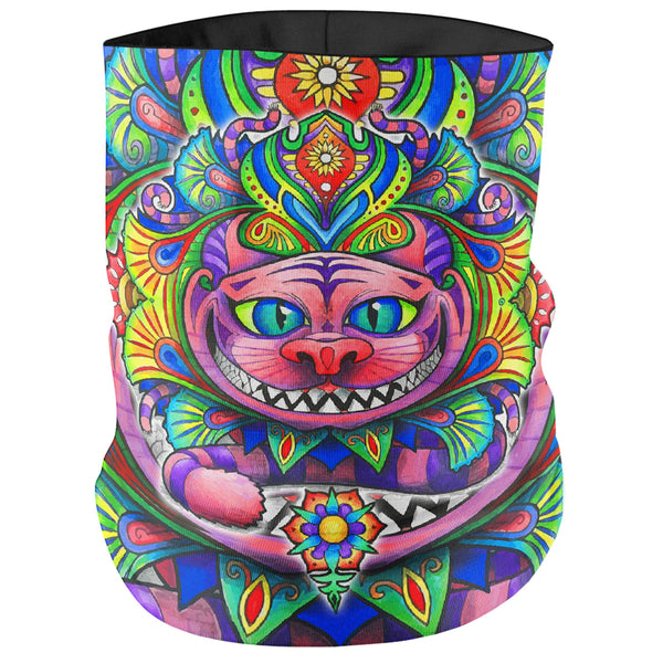 CHESHIRE CAT BANDANA MASK