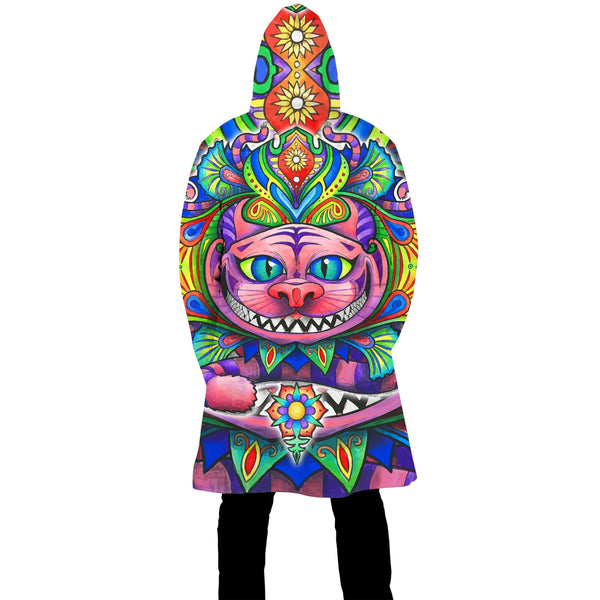 CHESHIRE CAT ZIP UP CLOAK