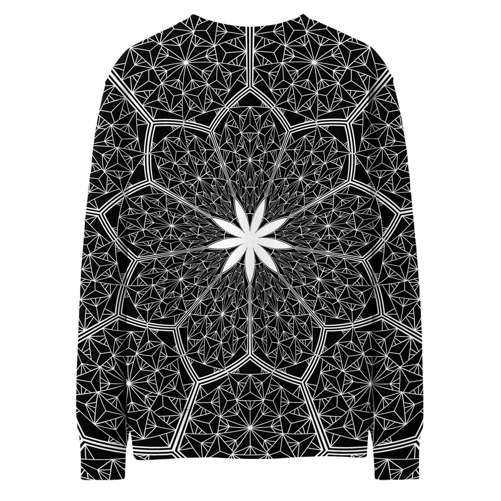 COSMIC HONEYCOMB SWEATSHIRT