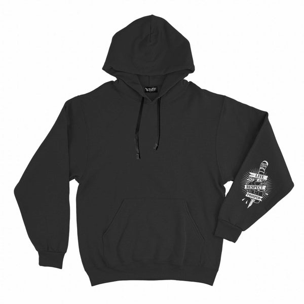 DAGGER GRAPHIC HOODIE