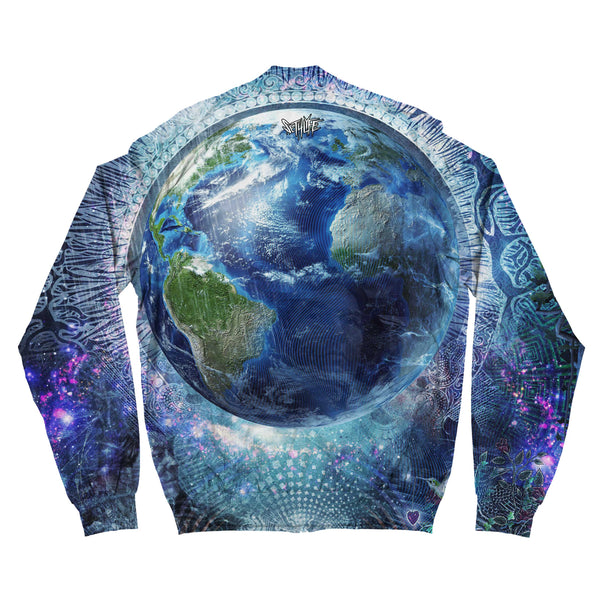 EARTH BOMBER JACKET
