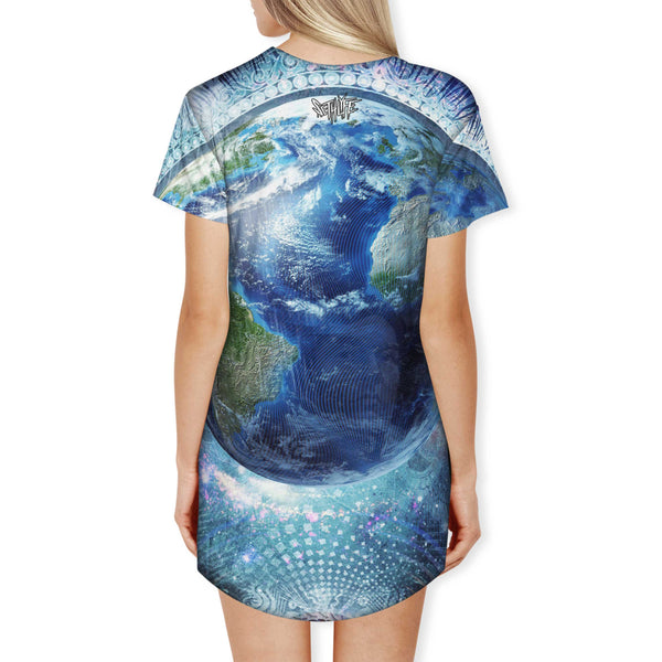 EARTH T DRESS