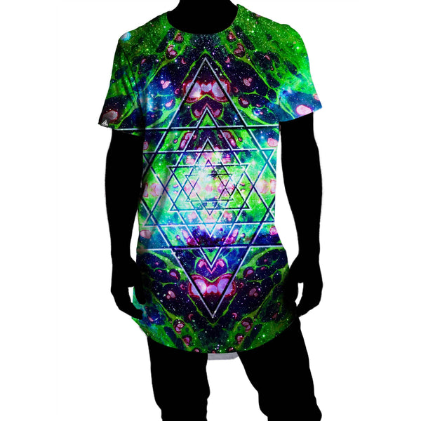 ENLIGHTENED EARTH DROP TEE