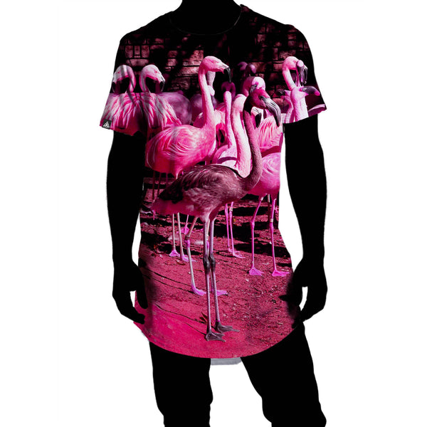 FLAMINGO DROP TEE