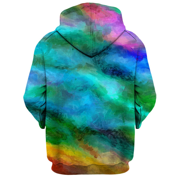 FLOAT ZIP UP HOODIE