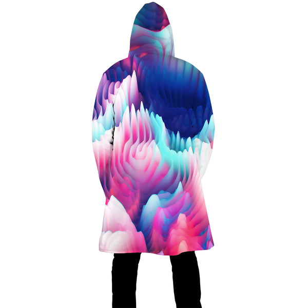 FUTURE BASS ZIP UP CLOAK