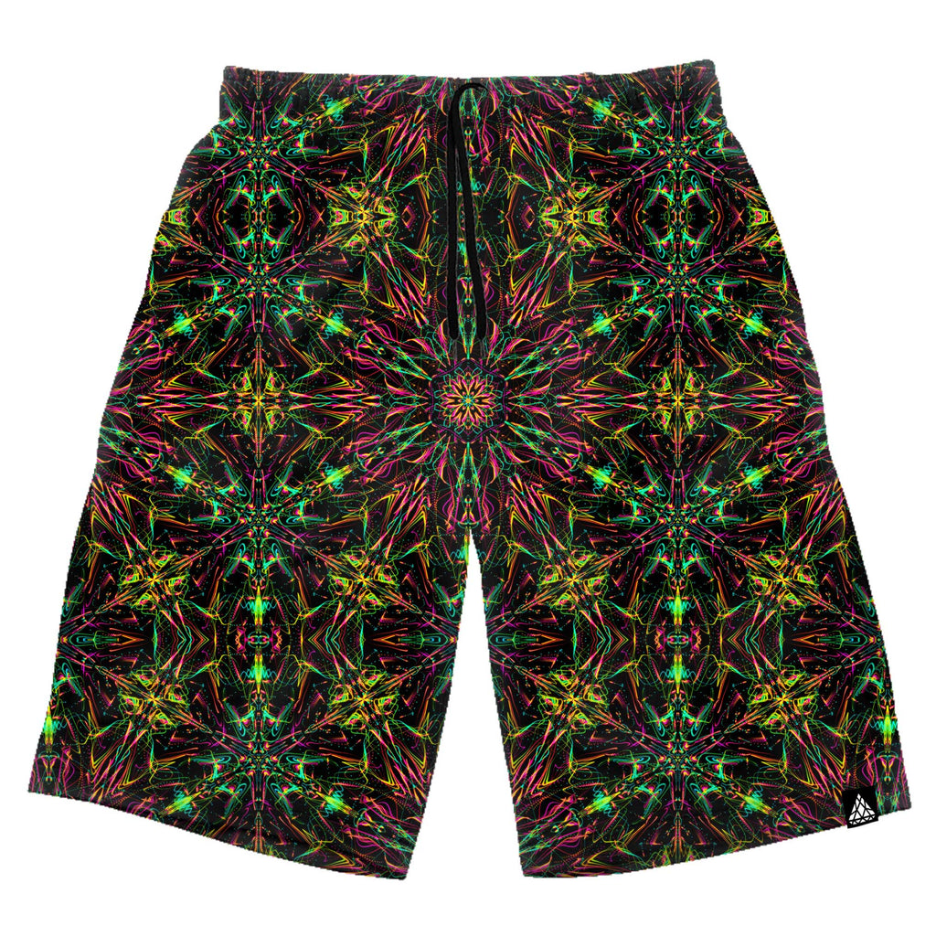 FUTURE MANDALA SHORTS