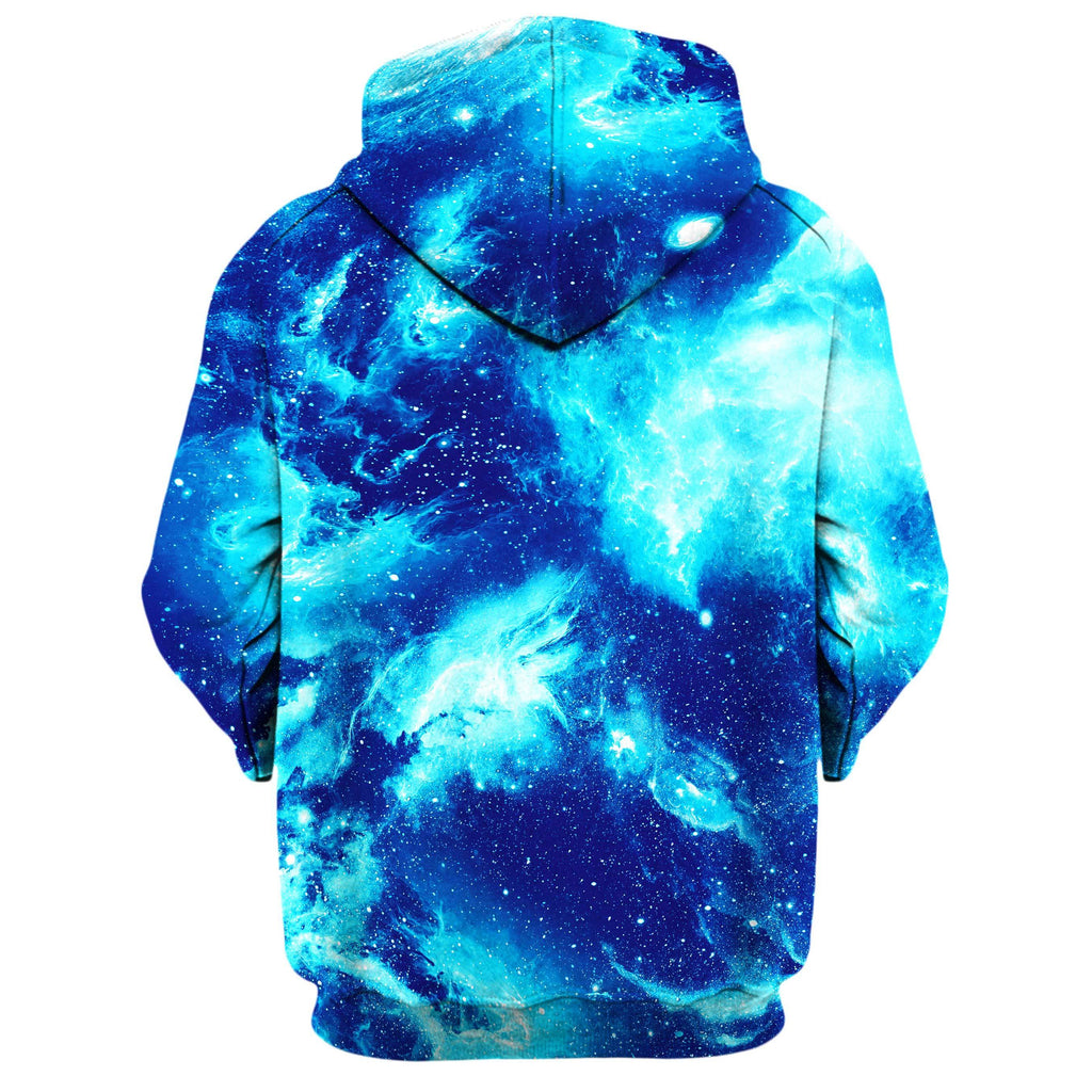GIVE ME SPACE ZIP UP HOODIE
